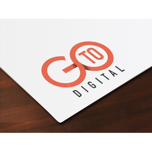Logo for a new & playful digital marketing agency