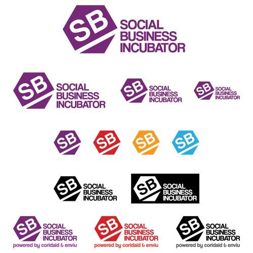 Social Business Incubator Branding
