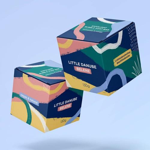 Packaging concept for Little Danube