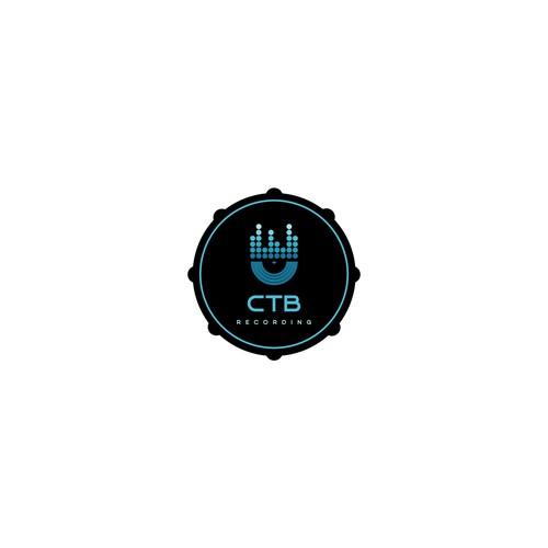 CTB Recording Logo
