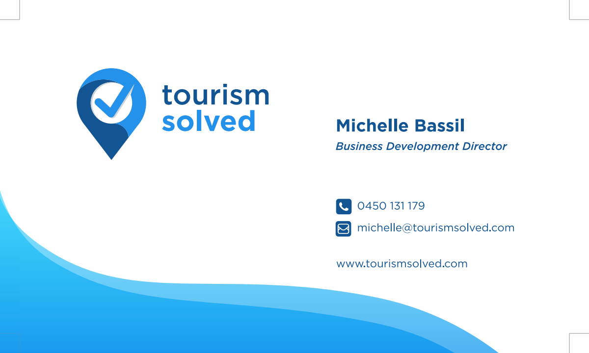 Business Card for TourismSolved
