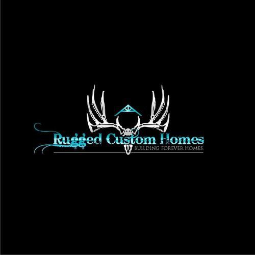 Rugged Custom Home