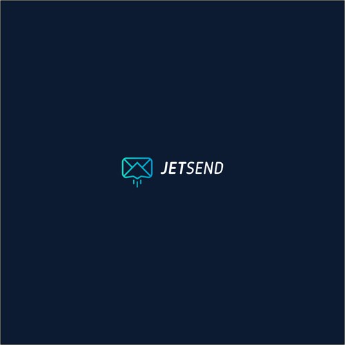 Designs for Jetsend logo contest
