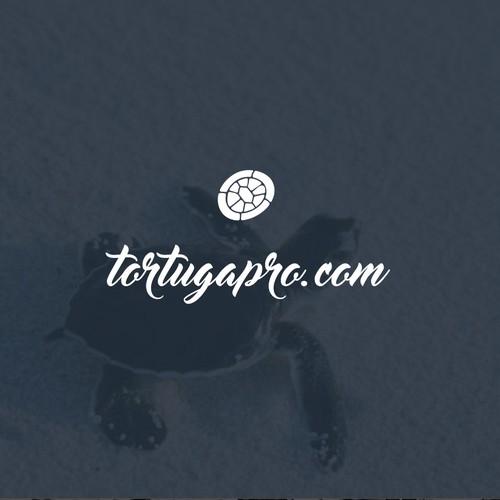 Logo concept for TortugaPro.com