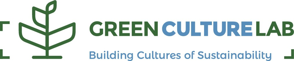 Green Culture Lab. Building a sustainable future. Green, corporate, exotic.