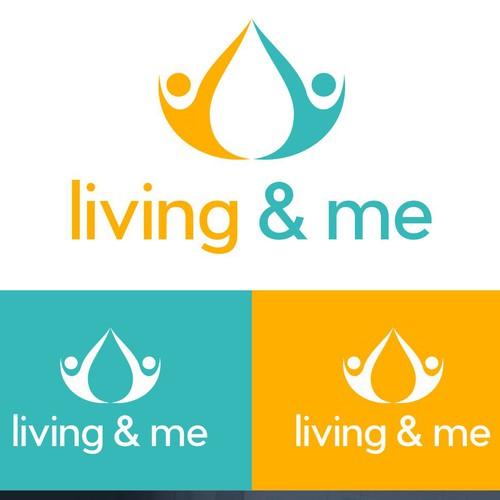 Living & Me logo