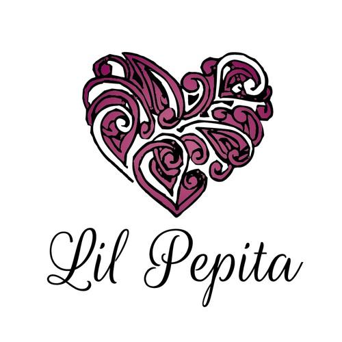 Logo design for girl podcast
