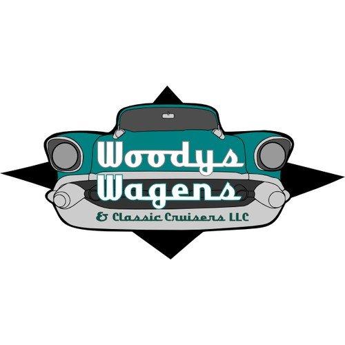 Help Woodys, Wagens & Classic Cruisers, LLC with a new signage