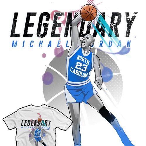 Michael Jordan design