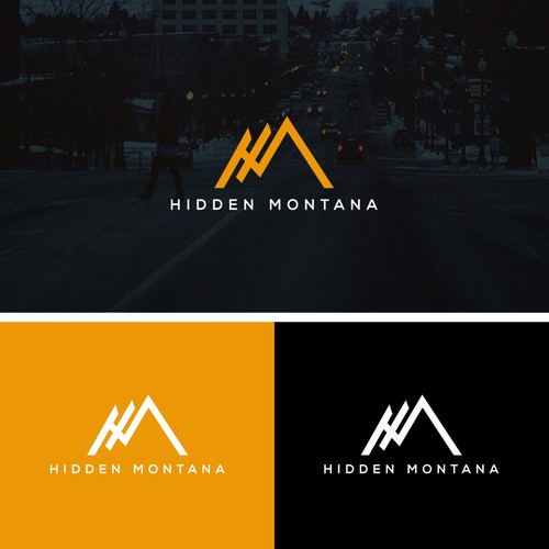 logo for an outdoorsy events website