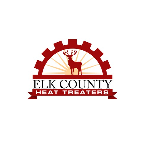 Help Elk County Heat Treaters with a logo