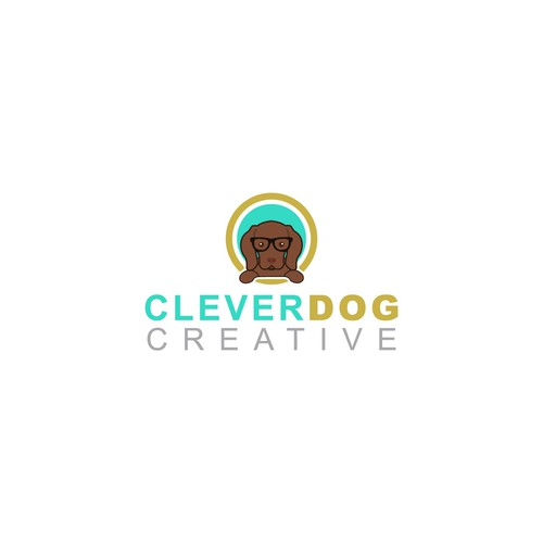 Cleaver Dog Creative Logo Concepts
