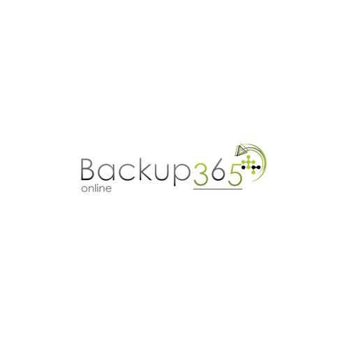 Logo Design for backup services provider