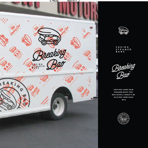 logo design for an exceptional food truck