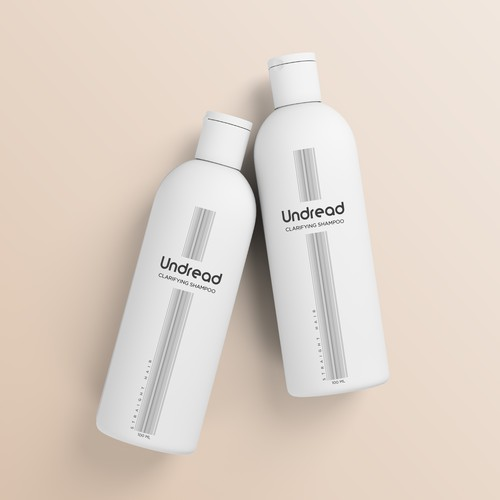 Design for a hair care line
