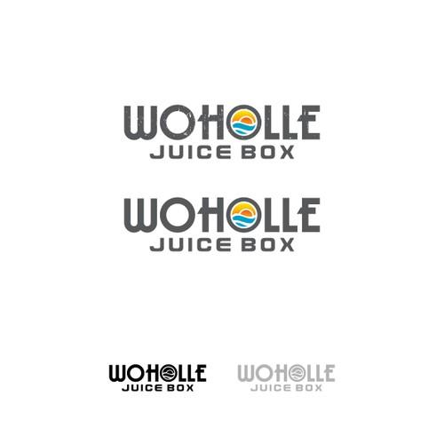 Woholle juice box