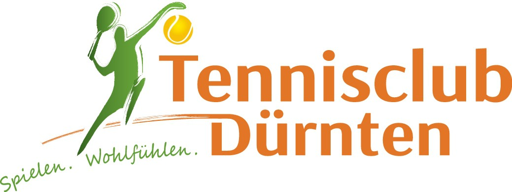 "Spielend wohlfühlen (""Playing well-being""). Corporate Design for a swiss tennis club."