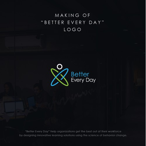 "Making of ""Better Every Day"" Identity Design"