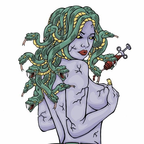 seducing medusa