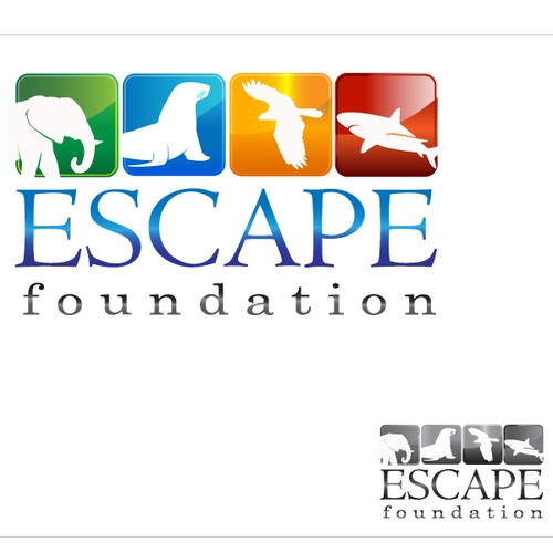 New logo wanted for ESCAPE Foundation