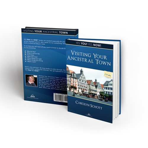 Book cover for Visiting Your Ancestral Town (Second Edition)