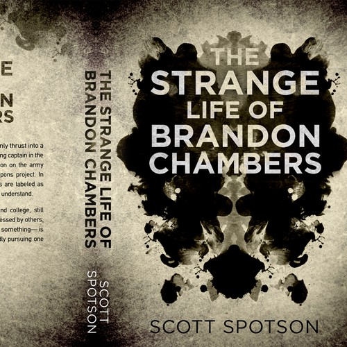 The strange life of Brandon Chambers - Psychological thriller