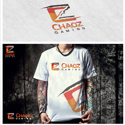 logo for Chaoz Gaming