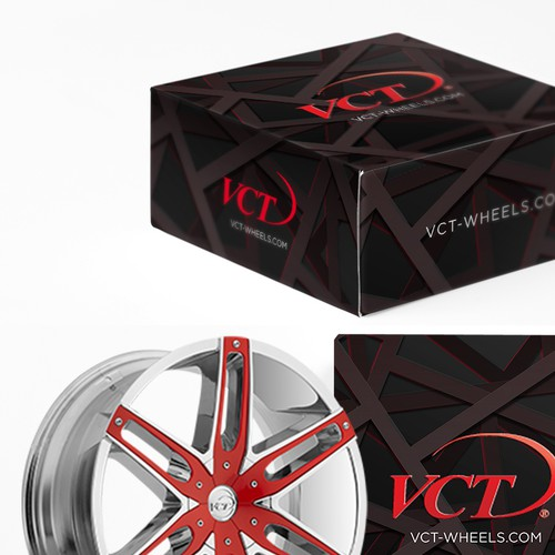 VCT Wheel Packaging
