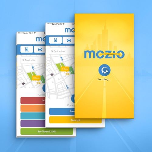 Mozio Application Design