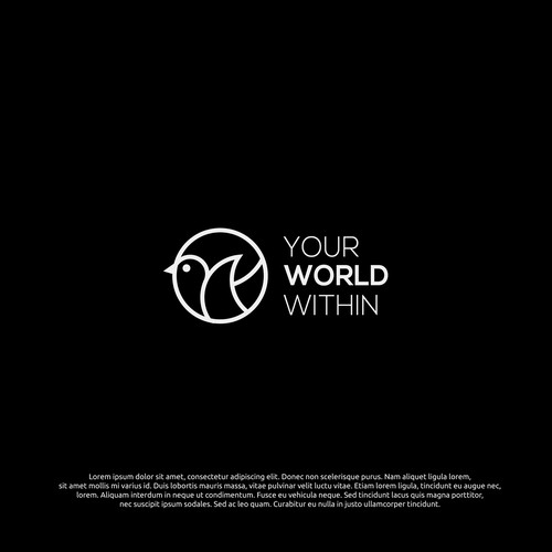 logo concept for your world within