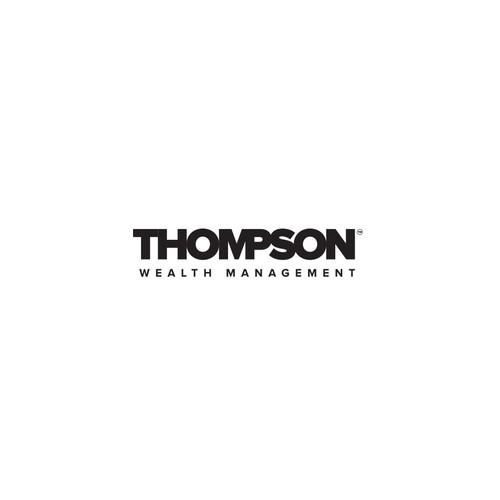 Logo design for Thompson wealth management