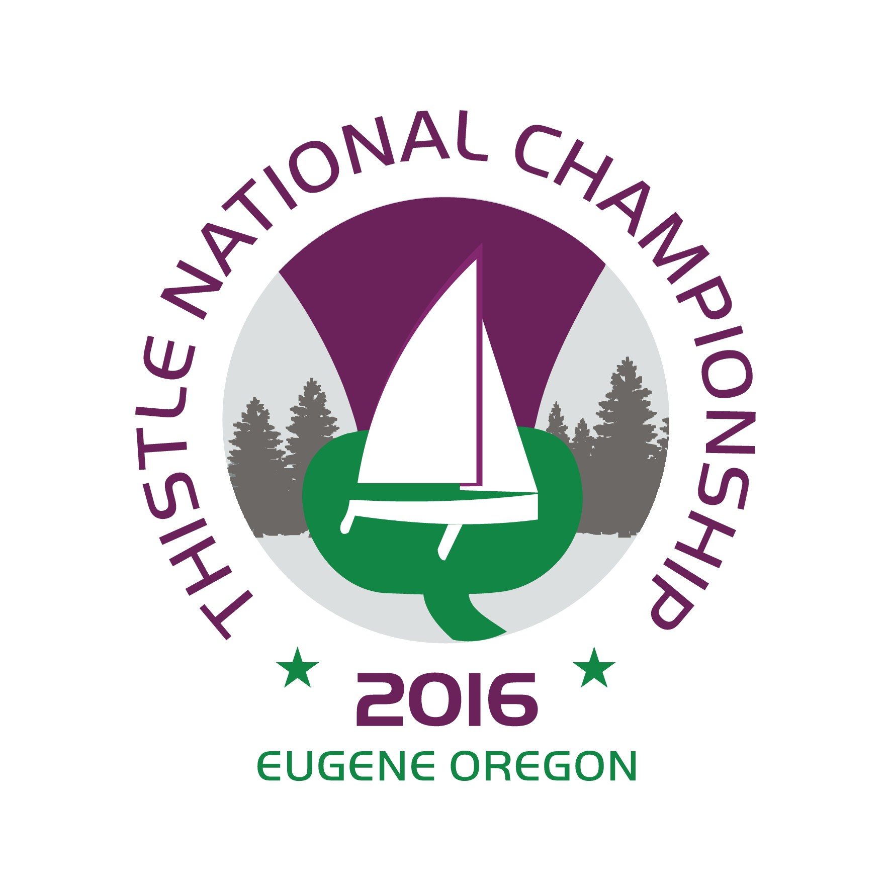 Sailing National Championship for the Thistle Class of boat, 2016