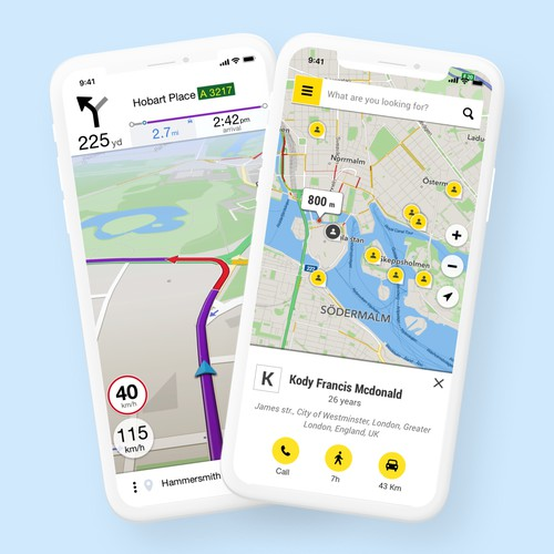 Designing for 25 Million Drivers