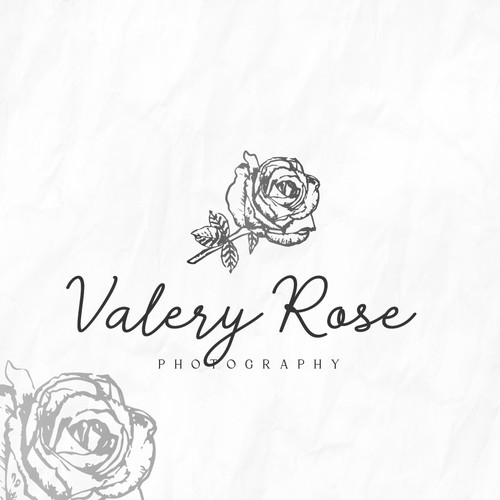 logo concept for photography