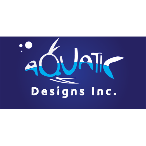 HEY YOU, YES YOU...DESIGN US A KILLER LOGO and BUSINESS CARD... Aquatic Designs Inc.