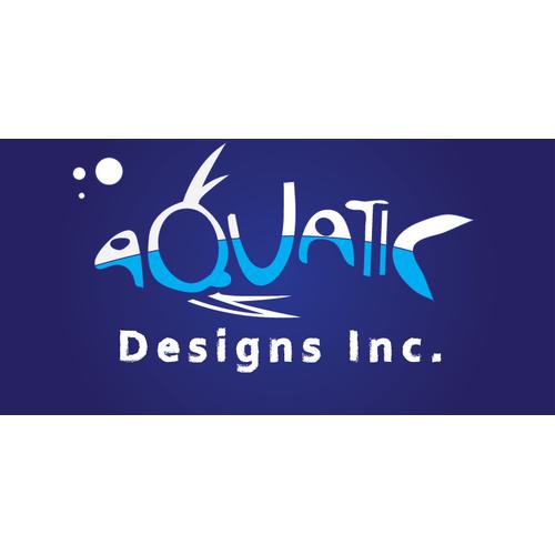 HEY YOU, YES YOU...DESIGN US A KILLER LOGO andBUSINESSCARD... Aquatic Designs Inc.