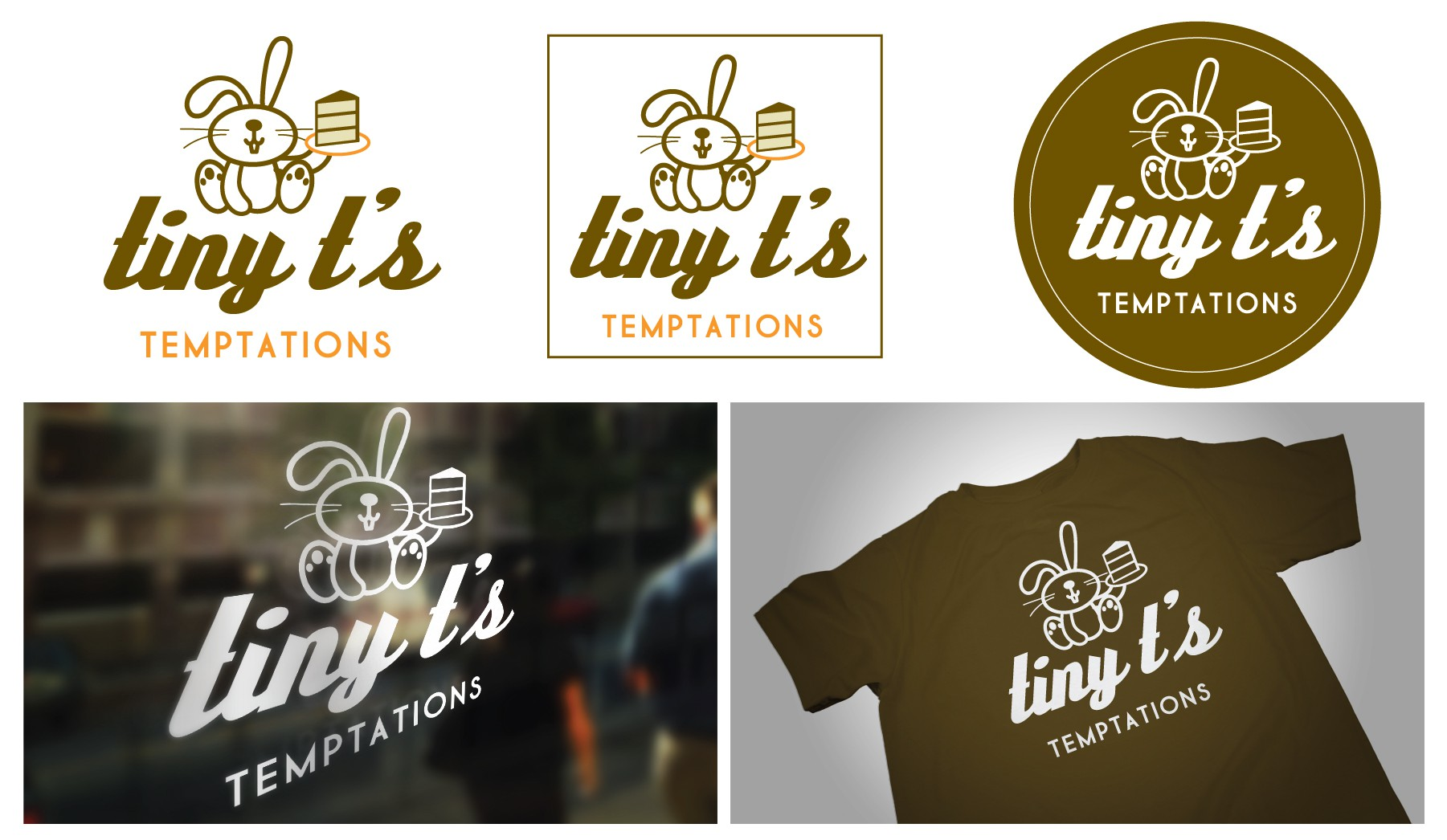 New logo wanted for Tiny T's Teacakes