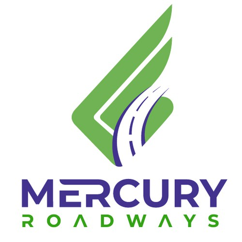 Mercury Roadways - Brand Identity pack
