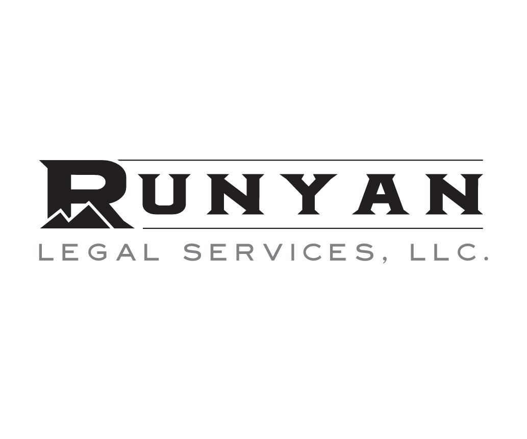 Design a law firm logo that would appeal to a rural mountain clientèle