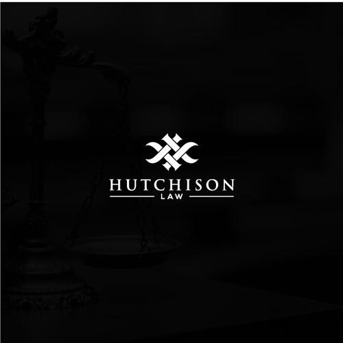 Logo concept for Hutchinson Law