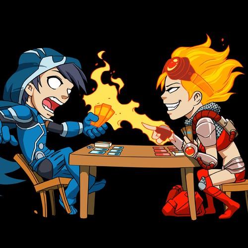 Magic illustration