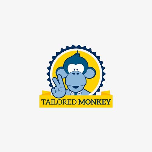 Tailored Monkey logo