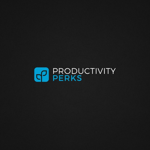 Simple Logo for Productivity Perks