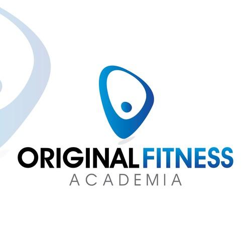 >>> ORIGINAL FITNESS needs a logo !!!