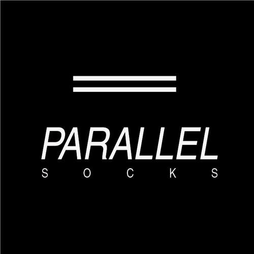 Socken Logo für die Ergänzung von Sneakern