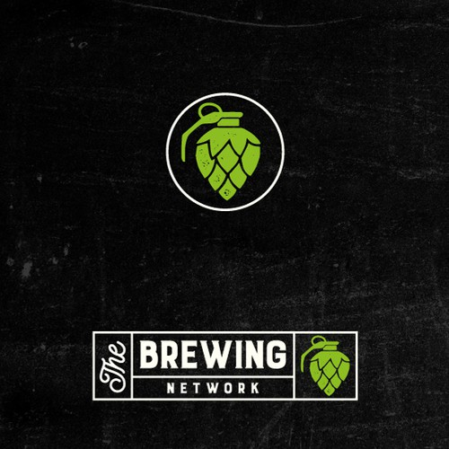 Rebrand for a Craft Beer marketing company