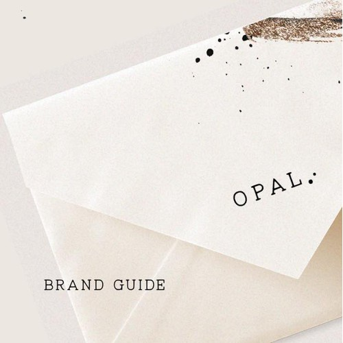Opal Logo and Brand Guide 1-1 project