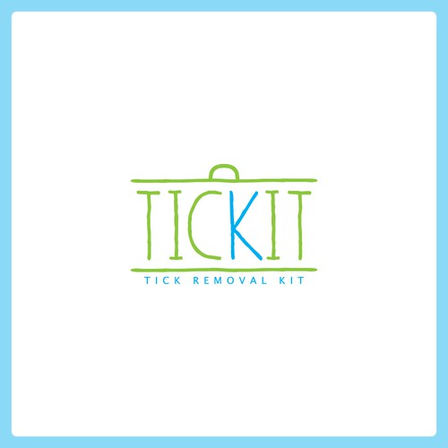 Logo concept for ticKit
