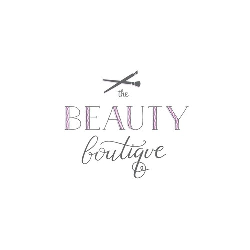 logo for Beauty Supply company