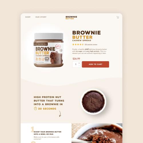 Speciality Food Marketing Site